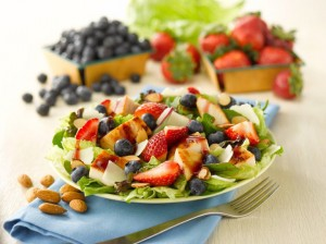 Wendy's Berry Salad Coupon