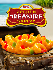 Golden Shrimp