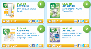 AirWick Coupons