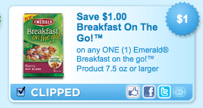 Emerald Breakfast coupon
